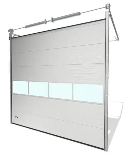 ISO 40/60 mm - Alpha deuren Zuid-West
