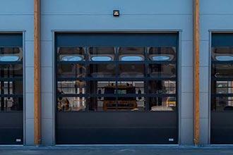 Alpha deuren Zuid-West - Sectionaaldeuren - ALU 40/60 mm