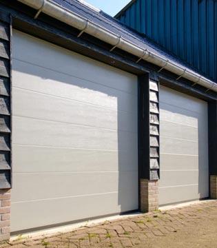 Alpha deuren Zuid-West - Alpha deuren Zuid-West - garagedeuren