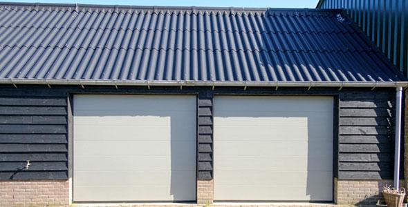 Garagedeuren - Alpha deuren Zuid-West