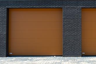 Alpha deuren Zuid-West - Sectionaaldeuren - ISO 80 mm