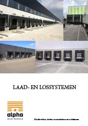 Laad- en Lossystemen - Alpha deuren Zuid-West