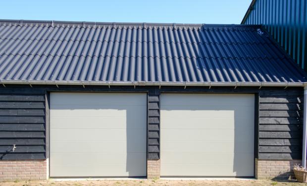 Project garagedeuren - Alpha deuren Zuid-West