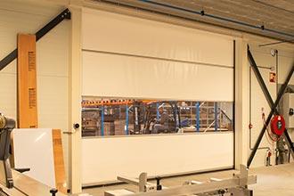 Alpha deuren Zuid-West - Snelloopdeuren - Heavy indoor