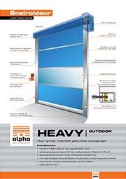 Heavy outdoor - meer informatie