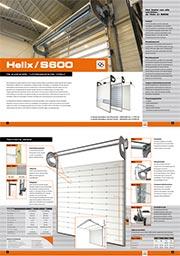 Helix S600 ISO en ALU - Alpha deuren Zuid-West
