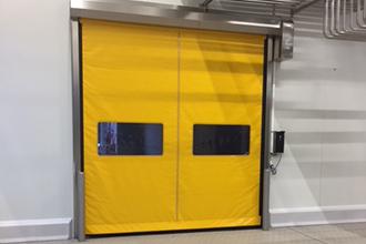 Alpha deuren Zuid-West - Snelloopdeuren - Zip