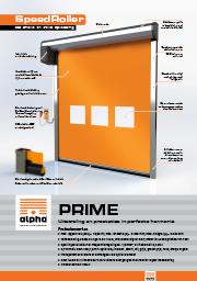 Prime - Alpha deuren Zuid-West